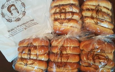 Brabantse Worstenbroodjes persoonlijk gebracht